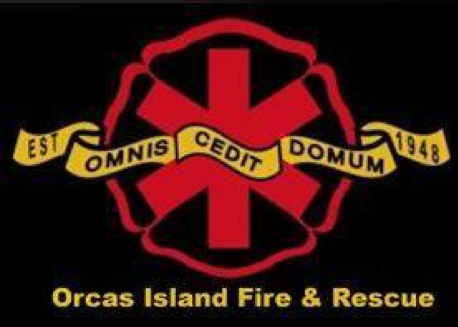 Orcas Island Fire and Rescue seal